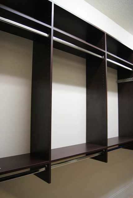 Hers Layout And Closet His