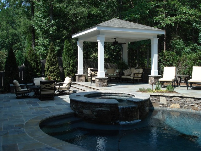 Outdoor Living Spaces on Houzz Outdoor Living Spaces id=54117