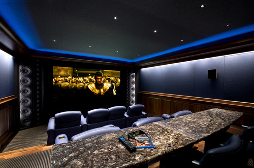 Modernizing Your Man Cave With LED Lights