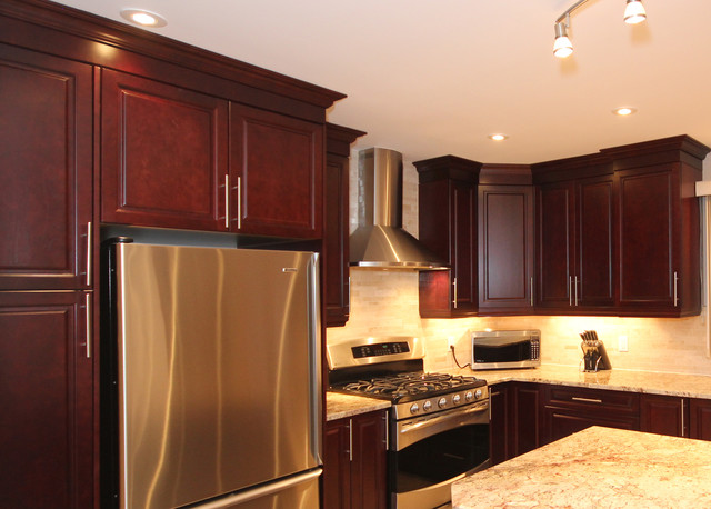 Yourself Kitchen: Cabinets - Traditional - Kitchen Cabinetry - ottawa ...