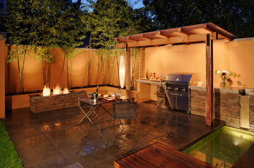 13 Upgrades For Your Outdoor Grill Area on Patio Grilling Area  id=87059
