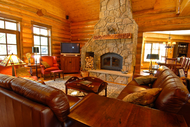 Lodge Style Home Decor
