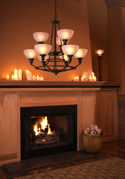 Cosy Amp Romantic Living Room Lighting Ideas For Valentines Day