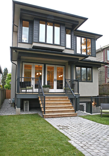 OH Custom 4 - Contemporary - Exterior - other metro - by ... on Modern House Painting  id=71930