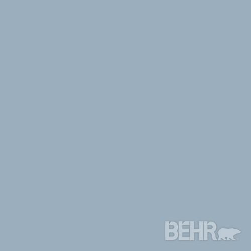 Russian Blue Behr Paint