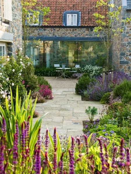 landscaping garden design ideas Mediterranean Landscape Ideas, Designs, Remodels & Photos