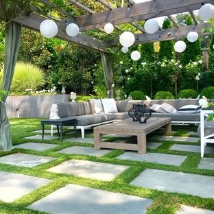 75 Beautiful Transitional Patio Pictures & Ideas - August ... on Houzz Backyard Patios  id=97156