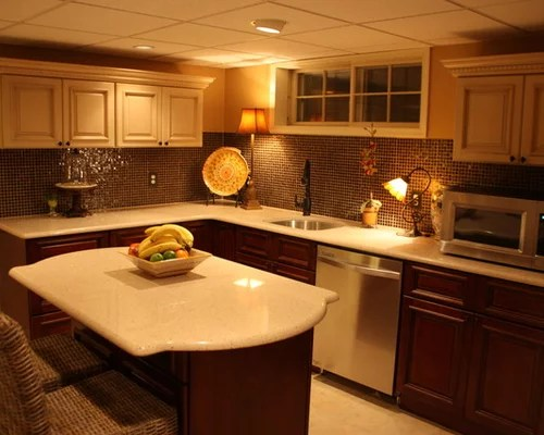 Basement Kitchen Ideas, Pictures, Remodel And Decor