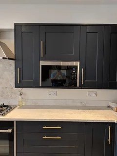 microwave to fit howdens wall unit