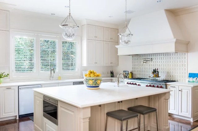Traditional Kitchen by Gottesman Residential Real Estate
