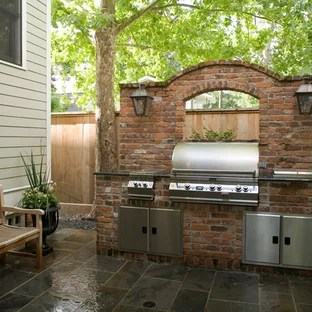 Outdoor Grill Station | Houzz on Patio Grill Station id=30527