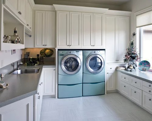 Large Laundry Room Houzz