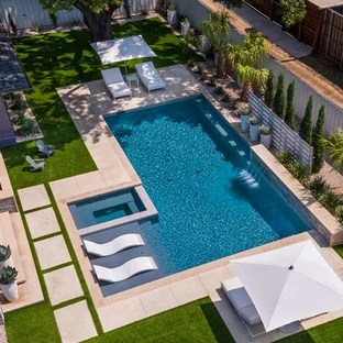 75 Most Popular Modern Pool Design Ideas for November 2020 ... on Modern Backyard Ideas With Pool id=79979