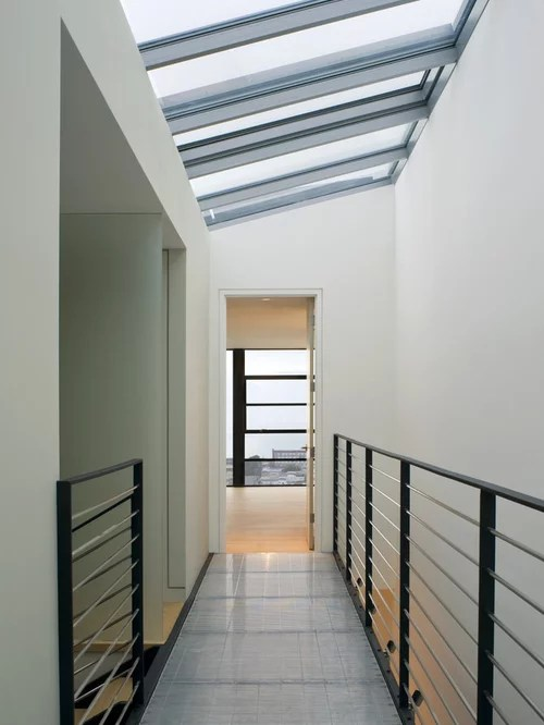 Hall Skylight Home Design Ideas Pictures Remodel And Decor