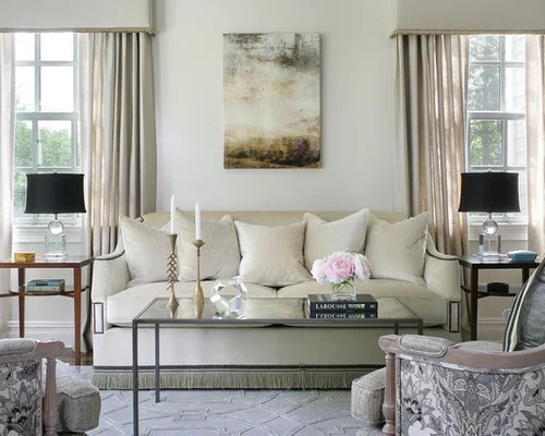 Transitional Window Treatments Home Design Ideas Pictures
