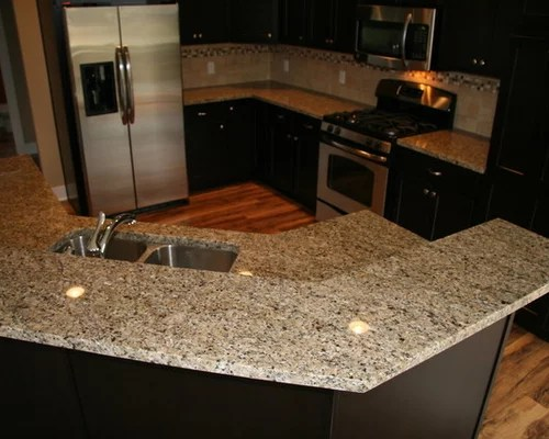 New Venetian Gold Granite Houzz