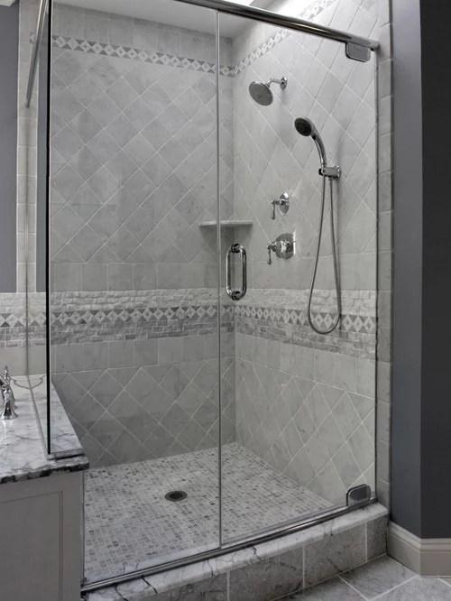 Shower Tile Pattern Home Design Ideas, Pictures, Remodel ... on Bathroom Tile Pattern Design  id=32551