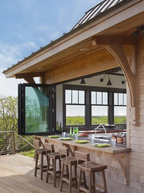 Outdoor Bars Home Design Ideas, Pictures, Remodel and Decor on Outdoor Bar Patio Ideas id=73427