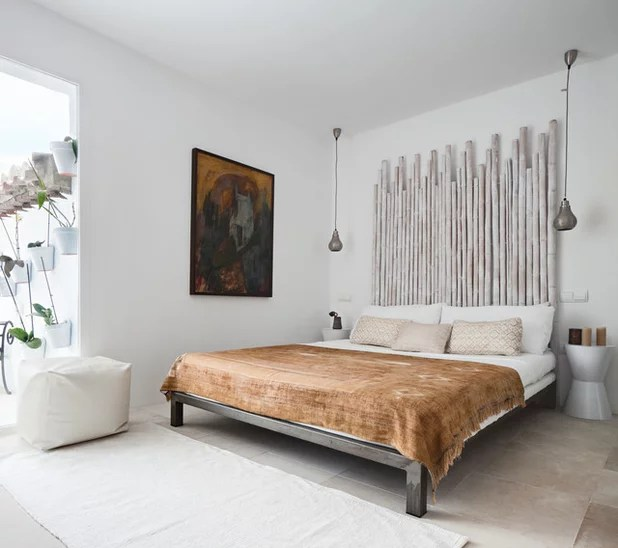 mediterraneen chambre by ana bejar interiorismo