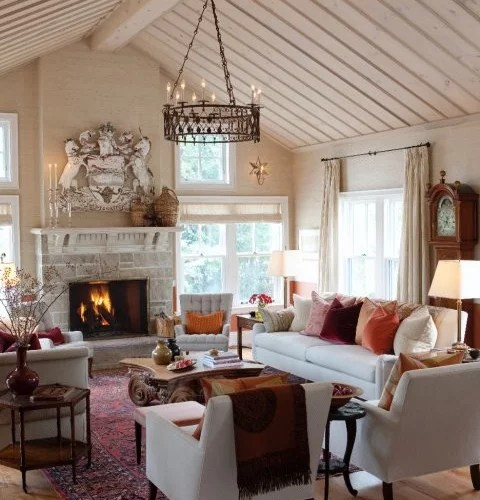 Best Farmhouse Great Room Design Ideas Amp Remodel Pictures
