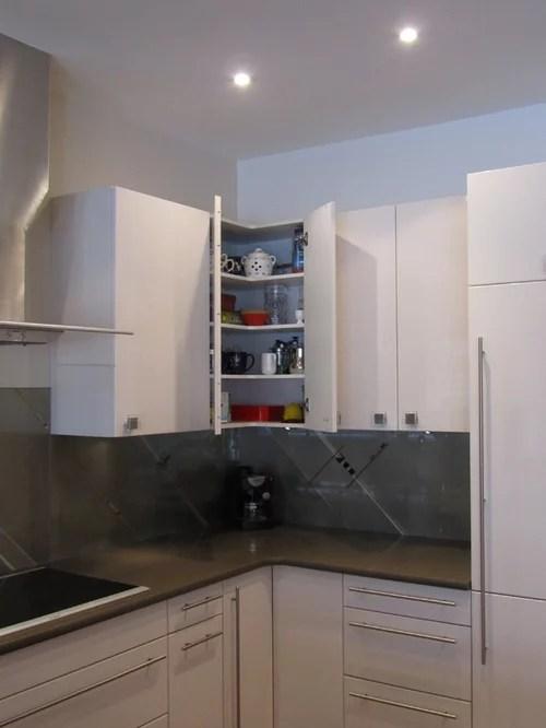 Corner Kitchen Cabinet Houzz