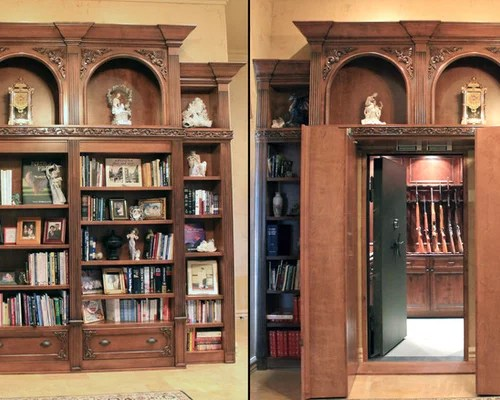 Gun Safe Hidden Ideas Pictures Remodel And Decor