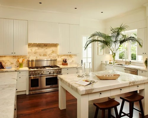 Double L Shaped Kitchen