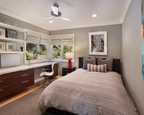 Teenager Boys Bedroom   Houzz on Teenager Basement Bedroom  id=48838