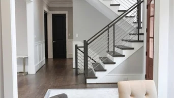 Best 15 Stair And Railing Contractors Near You Houzz   Used Spiral Staircase For Sale Near Me   Staircase Kits   Demose Hardware   Wrought Iron   Railing   Stainless Steel