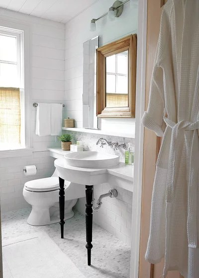 Traditional Bathroom The Happy Home Project