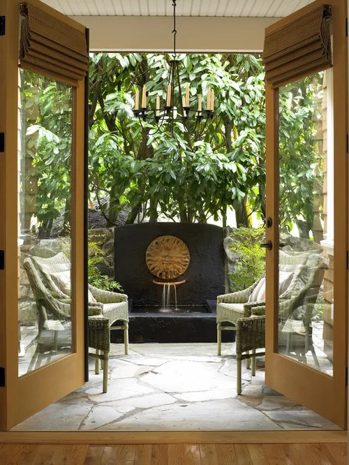 Best Small Patio Design Ideas & Remodel Pictures   Houzz on Houzz Backyard Patios  id=91329
