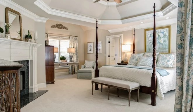 Traditional Bedroom by Legacy Residential Interiors