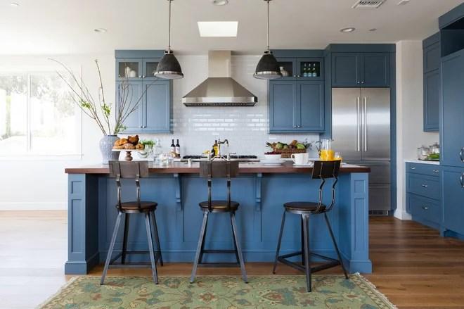 Beach Style Kitchen by Denton Developments