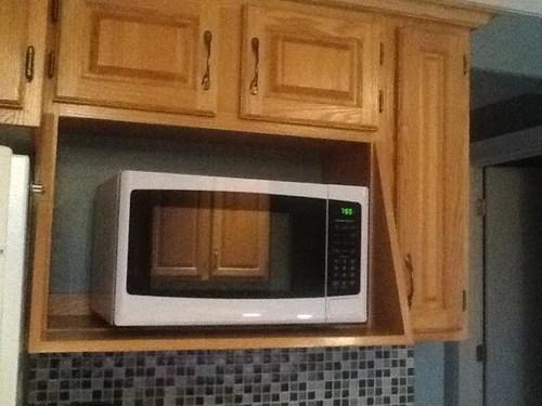 range microwave or built in