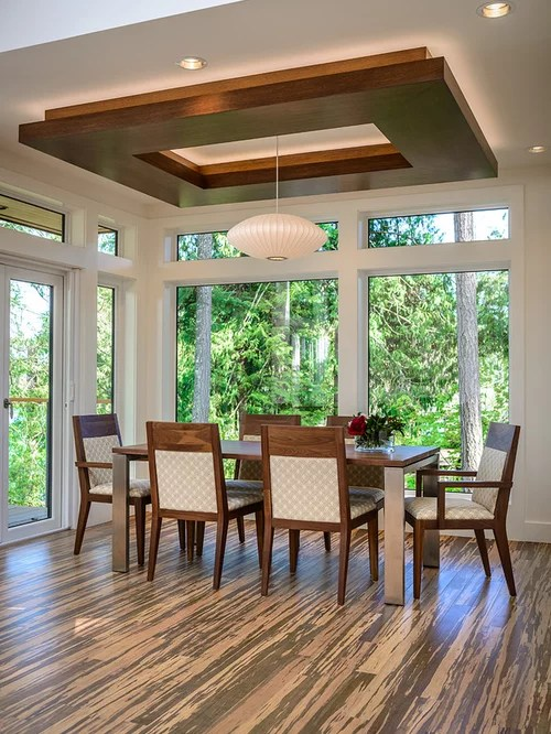 False Ceiling | Houzz on Dining Table Ceiling Design  id=14160