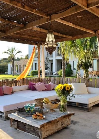 Mediterranean Porch Mediterráneo Porche