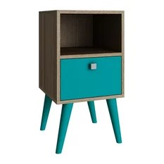 Abisko Side Table Aqua
