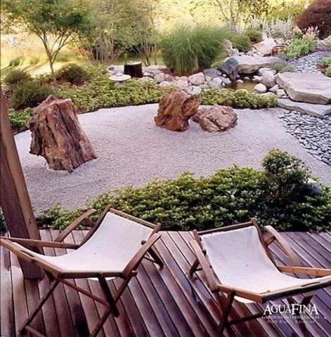 Meditation Garden Home Design Ideas, Pictures, Remodel and ... on Meditation Patio Ideas  id=47691