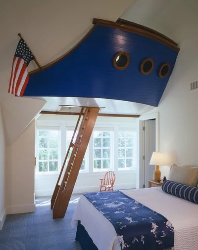Costero Dormitorio infantil by Polhemus Savery DaSilva