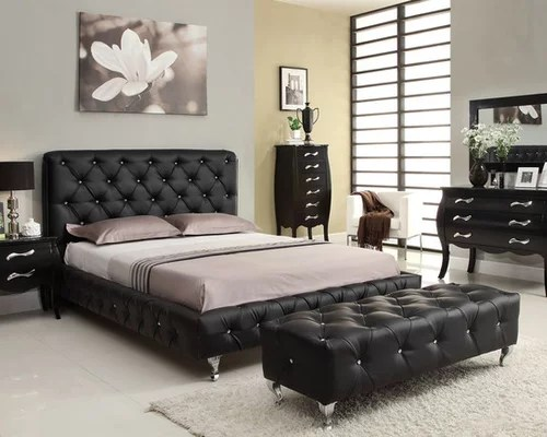Master Bedroom Sets  Luxury Modern and Italian Collection Stylish Leather Luxury Bedroom Furniture Sets   Bedroom Furniture Sets