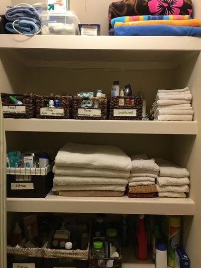 Transitional Closet by Your Organized Life, LLC
