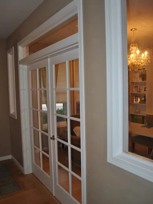 French Doors With Transom Ideas Pictures Remodel And Decor