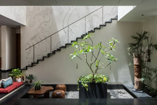 Contemporary Staircase by Studio Lagom
