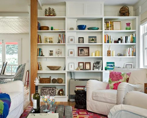 Bookshelf Decoration Home Design Ideas, Pictures, Remodel