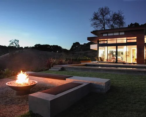 Fire Pit Seating Ideas, Pictures, Remodel and Decor on Modern Boma Ideas id=34706