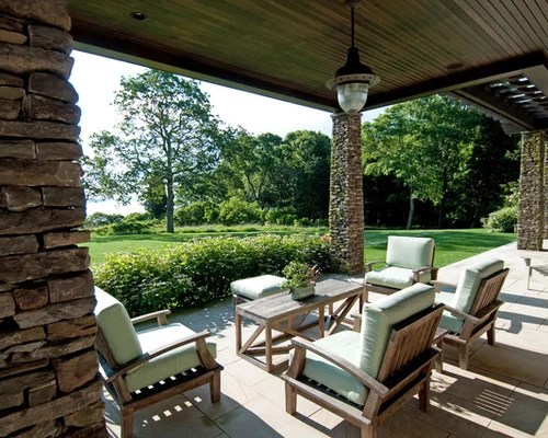 Under Deck Patio Home Design Ideas, Pictures, Remodel and ... on Under Deck Patio Ideas id=35650