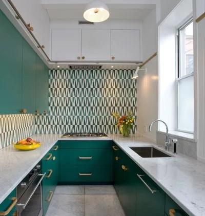 Contemporary Kitchen by Kuklinski + Rappe Architects