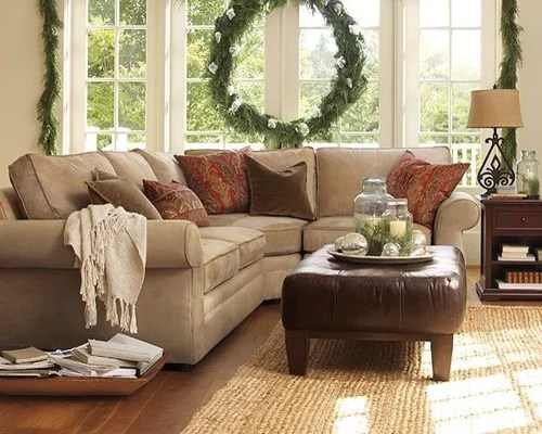 Pottery Barn Pearce Sectional Home Design Ideas, Pictures