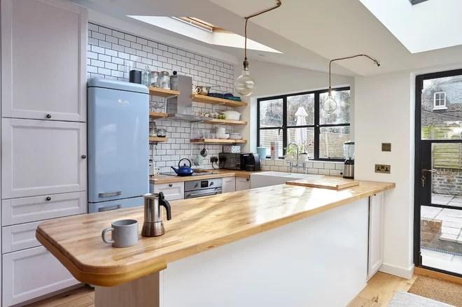 Farmhouse Kitchen by Gr8 Interiors