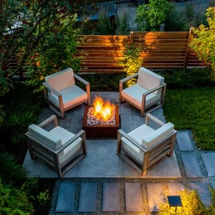 75 Beautiful Contemporary Landscaping Pictures & Ideas ... on Modern Landscaping Ideas For Small Backyards  id=73057
